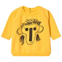 Bobo Choses Jubilee Long Sleeve Sweatshirt Banana Banana