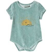 Bobo Choses Sun Terry Body Beryl Green Beryl Green