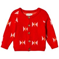 Bobo Choses Butterfly Knitted Cardigan Spice Route Spice Route