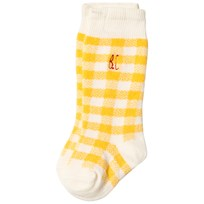 Bobo Choses Vichy Socks Banana Banana