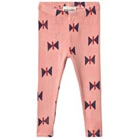 Bobo Choses Butterfly Leggings Lobster Bisque Lobster Bisque