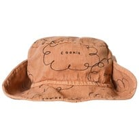 Bobo Choses Clouds Sun Hat Muted Clay Muted Clay