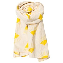 Bobo Choses Sun Scarf Buttercream Buttercream