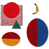 Bobo Choses Pack of 4 Patches NONE