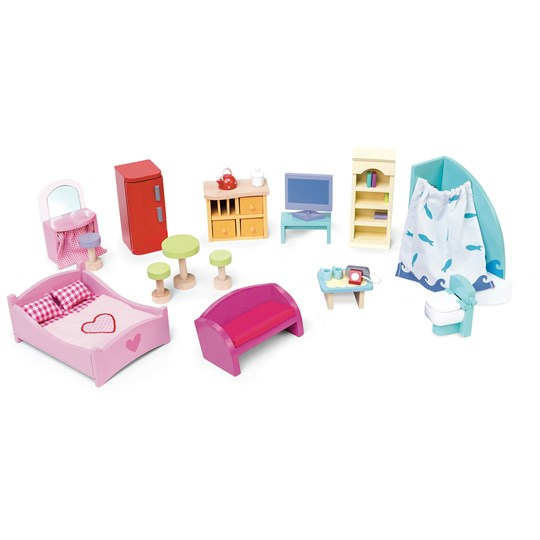 Le Toy Van Furniture Set Multi