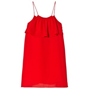 Image of Little Remix Lea Layer Dress Red 4 år (2911758345)