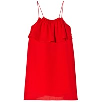 Little Remix LR Lea Layer Dress Red Red