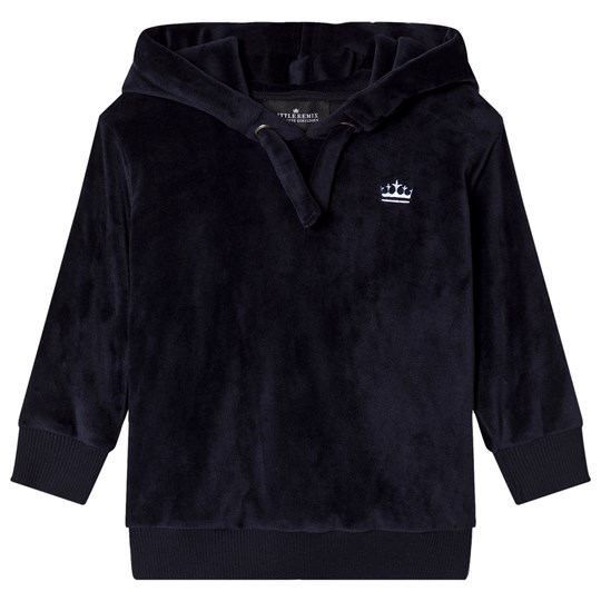 Little Remix Frances Hoodie Navy Navy