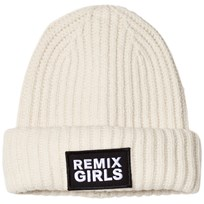 Little Remix LR Sydni Badge Hat Ivory Ivory