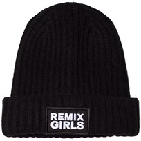 Little Remix LR Sydni Badge Hat Black Black