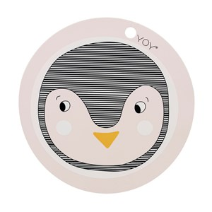 Image of OYOY Placemat - Penguin (3065505897)