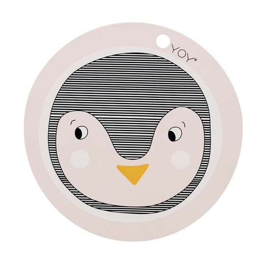 OYOY Placemat - Penguin Multi