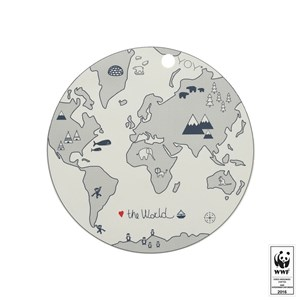 Image of OYOY Placemat - The World (3031526937)