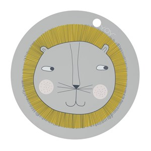 Image of OYOY Placemat - Lion (3065505899)