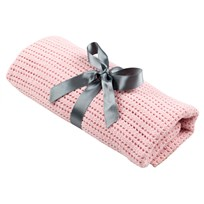 NG Baby Cellular Blanket Pink Pink