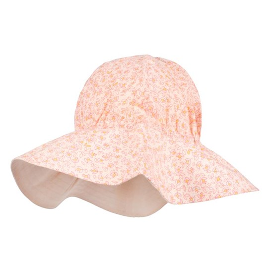 Noa Noa Miniature Hat Peach Pink
