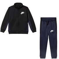 NIKE Black and White NSW PAC Track Suit 010