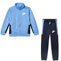 NIKE Blue and Navy NSW Track Suit 412