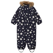 Ticket to heaven Snowsuit Othello With Detachable Hood Allover Winter White Stars Winter White Stars