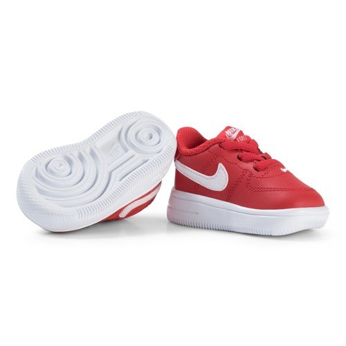 NIKE - Air Force 1 Infant Sneakers Red