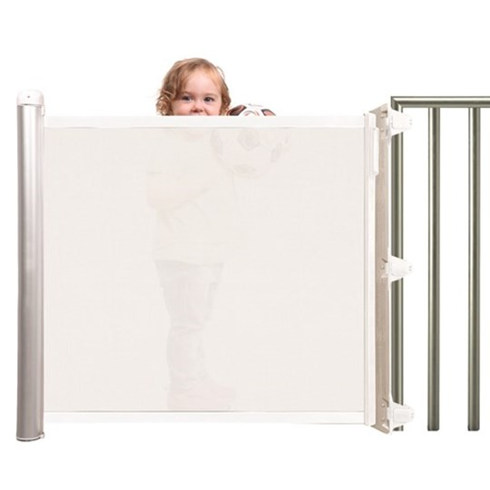 Lascal Kiddy Guard, Accent, Vit, 100 cm Multi
