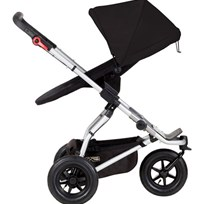 Mountain Buggy Sittvagn, Swift 3.1, Black Black