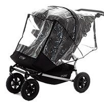 Mountain Buggy Regnskydd, Duet Multi