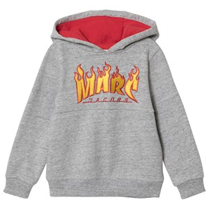 Image of Little Marc Jacobs Grey Marc Punk Branded Hoody 10 years (2913894813)