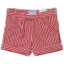 Mayoral Red Stripes Shorts 62
