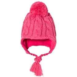 Ticket to heaven Pink Knitted Hat
