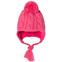 Ticket to heaven Pink Knitted Hat Pink