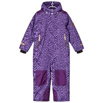 Ticket to heaven Snowsuit Purple Purple