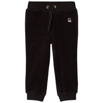United Colors of Benetton Velure Jogger Black Black