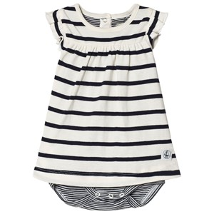 Image of Petit Bateau Baby Body Striped 1 Month (2917220923)
