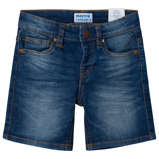 Mayoral Denim Shorts 80