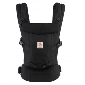 Image of Ergobaby Adapt Baby Carrier Black One Size (421741)