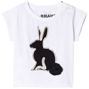 Image of The BRAND 3D Rabbit Tee White 104/110 cm (2918295029)