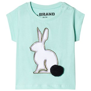 Image of The BRAND 3D Rabbit Tee Turquoise 104/110 cm (2918295017)