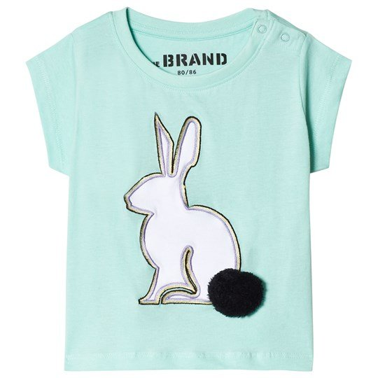 The BRAND 3D Rabbit Tee Turquoise Turquoise