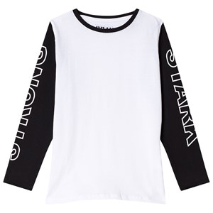 Image of The BRAND Strong Tee Black/White 104/110 cm (1041217)
