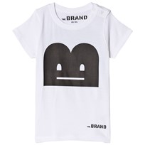 The BRAND B-Moji Laugh Tee White White