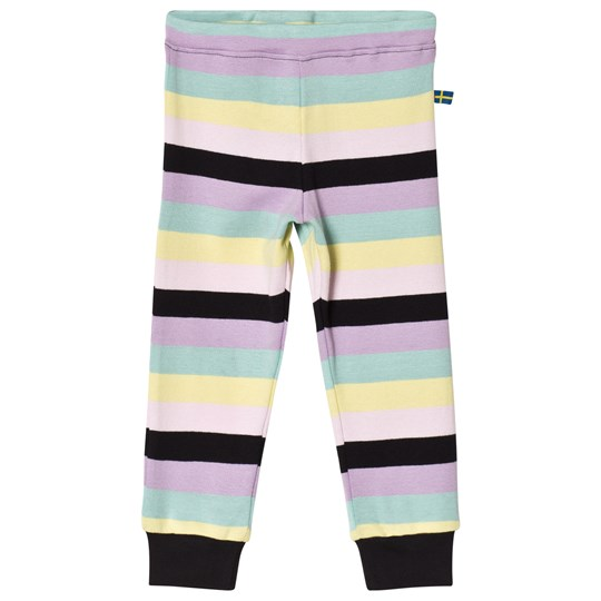 The BRAND Baby Pants Pastel Stripes pastellstripe