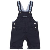 BOSS Navy Twill Dungarees 849