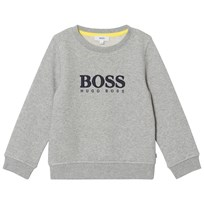 BOSS Grey Branded Sweatshirt A33