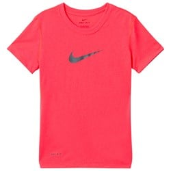 NIKE Pink Short Sleeve Legend Top