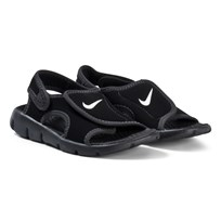NIKE Black Sunray Sandals 011