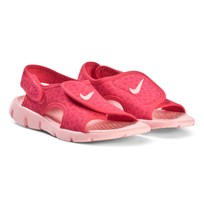 NIKE Pink Nike Sunray Girl´s Sandals 608