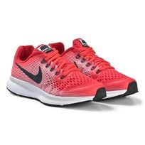 NIKE Red and Grey White Black Nike Zoom Pegasus Running Shoes 601