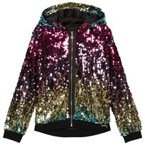 Guess Multi Sequin Hooded Jumper HD92