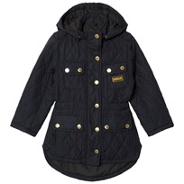Barbour Navy International Absorber Quilt Jacket NY73